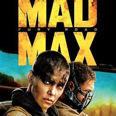#疯狂的麦克斯4:狂暴之路