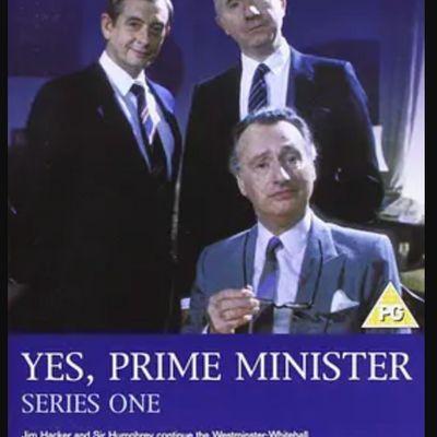 是,首相 第一季全集